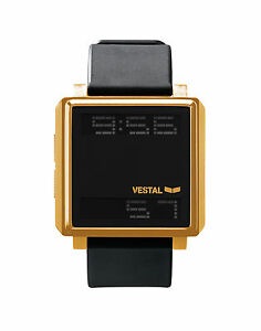 【送料無料】腕時計 メンズトランサムブラックゴールドドルウォッチ