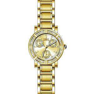【送料無料】腕時計 ゴールドトーンスチールブレスレットケースクォーツ29115 invicta womens angel goldtone steel bracelet amp; case quartz watch