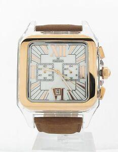【送料無料】腕時計 イタリアマディソンクロノグラフウォッチgenuine m madison italian chronograph watch