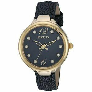 【送料無料】腕時計 ワイルドフラワーレザーウォッチinvicta wildflower 24561 leather watch
