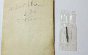 【送料無料】腕時計 ウォルサムwaltham 870 winding stem,part 83014 nos