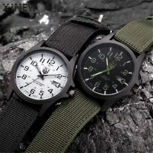 【海外 正規品】 【送料無料 analog】腕時計 クオーツキャンバスストラップアナログxi men watches date quartz watch army quartz soldier military canvas strap analog watches s, しあわせ牧場マルシェ:6754b978 --- claudiocuoco.com.br