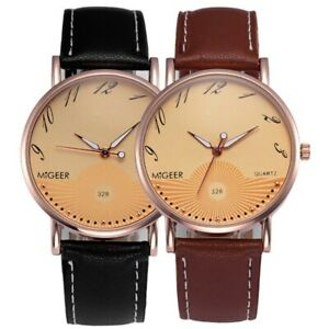 【送料無料】腕時計 メンズファッションクリエイティブウォッチラグジュアリークォーツウォッチミーmens fashion creative watches luxury wrist watch men watch leather quartz me