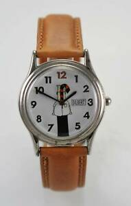 【送料無料】腕時計 ブラウンレザーステンレスレジストrelic watch men white dilbert brown leather stainless silver water resist quartz