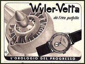 【代引可】 【送料無料】腕時計 mduse ワイラーダノズルウォッチpubblicita da 1942 wyler vetta orologio da polso elica elica aereo mduse watches, PALAU JUNCTION:14e59b9d --- claudiocuoco.com.br