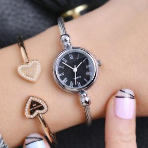 【あすつく】 【送料無料】腕時計 シンプルシルバーブレスレットファッション, 家電の安値屋本舗:cb854f2d --- enduro.pl