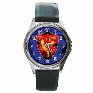 【送料無料】腕時計 モルモンレザーchoose the right mormon latterday saints ctr leather watch