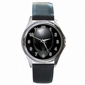 【送料無料】腕時計 エイリアンヘッドスペースアクセサリalien head space ufo roswell accessory leather watch
