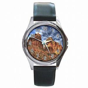 【送料無料】腕時計 グランドキャニオンgrand canyon national park souvenir leather watch