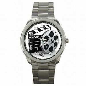 【送料無料】腕時計 ハリウッドスタードラマステンレススチールウォッチhollywood movie star drama actor actress stainless steel watch