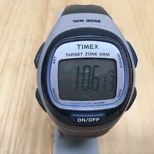 激安通販新作 【送料無料】腕時計 ターゲットゾーンモニターデジタルアラームウォッチバッターtimex watch target batter zone heart rate monitor men rate lcd digital alarm watch hour~ batter, 大滝村:b4947d74 --- claudiocuoco.com.br