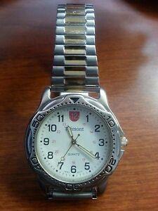 腕時計 ストレッチtremont quartz multitone  stretch wrist watch sr626sw works