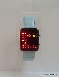 【送料無料】腕時計 バイナリヌオーヴォウォッチled watch , binary watch nuovo garanzia anni 1
