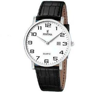 【送料無料】腕時計 ダfestina f16476_1 orologio da polso uomo nuovo e originale it