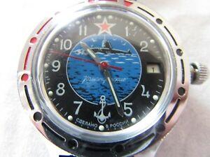 【送料無料】腕時計 ロシアfor *******russian commander automatic*******wrist watch