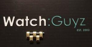 【送料無料】腕時計 ミハエルミニポリッシュゴールドトーンウォッチピンリンクアンプmichael kors darci mini polished goldtone watch replacement link amp; pin mk3408