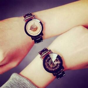 【送料無料】腕時計 ステンレススチールクオーツアナログファッションfashion man stainless steel quartz analog wrist watch