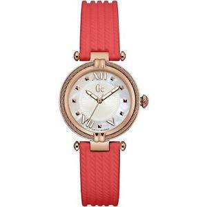 【送料無料】腕時計 ウィメンズケーブルシックgc y18007l1 womens cable chic wristwatch