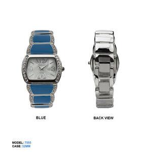 【送料無料】腕時計 ジュネーブプラチナジュエリー geneva platinum rhinestones jewelry wrist watch 32mm