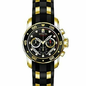 【送料無料】腕時計 メンズプロダイバークロノケースブラックシリコンウォッチ