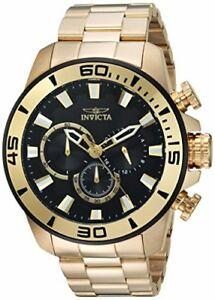 【送料無料】腕時計 プロダイバーステンレススチールクロノグラフウォッチ22590 invicta pro diver stainless steel chronograph watch