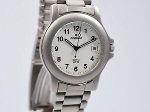 【送料無料】腕時計 junghans quartz wr 50