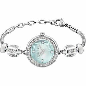【送料無料】腕時計 テンポorologio tempo donna morellato drops zirconi r0153122614 watch ciondoli turchese