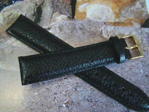 【送料無料】腕時計 ペレアンサイタリアストラップcinturino pelle, ansa 18 mm colore nero made italy strap watch