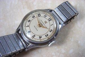 【送料無料】腕時計 マニュアルan ingersoll triumph manual wind wristwatch c early 1950s