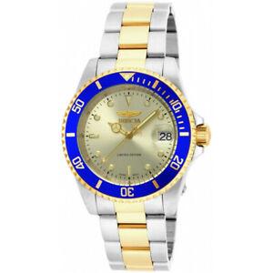 【送料無料】腕時計 プロダイバーイルステンレススチールウォッチinvicta pro diver ile8928oba stainless steel watch