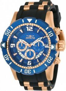 【送料無料】腕時計 メンズプロダイバークロノグラフダイブウォッチスチールポリウレタンinvicta mens pro diver steel amp; blk polyurethane chronograph dive watch 23713