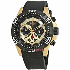 【送料無料】腕時計 ポリウレタンクロノグラフウォッチinvicta aviator 21739 polyurethane chronograph watch