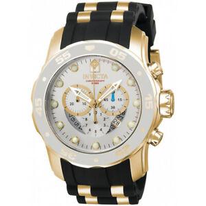 【送料無料】腕時計 プロダイバーシリコンステンレススチールクロノグラフウォッチinvicta pro diver 6985 silicone, stainless steel chronograph watch