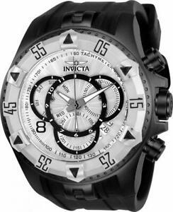 【送料無料】腕時計 ラウンドクロノグラフブラックシリコンウォッチ
