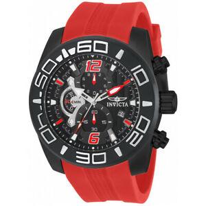 【送料無料】腕時計 プロダイバークロノグラフウォッチシリコーンinvicta pro diver 22810 silicone chronograph watch