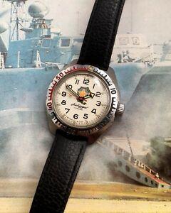 【送料無料】腕時計 ロシアダイバーヴィンテージウォッチrussian divers amfibia albatros gents wristwatch vintage watch