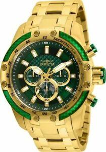 【送料無料】腕時計 メンズスピードウェイクロノグラフイエロースチールブレスレット25946 invicta mens speedway chrono yellow steel bracelet watch