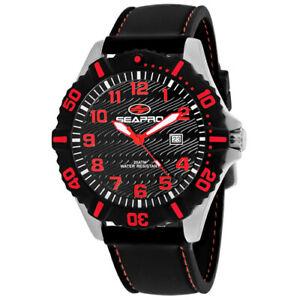 【送料無料】腕時計 メンズウォッチseapro mens sp1514 trooper watch