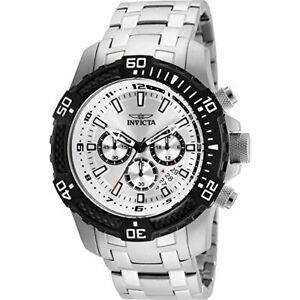 【送料無料】腕時計 メンズダイバークオーツステンレススチールカジュアルinvicta 24854 mens pro diver quartz stainless steel casual watch
