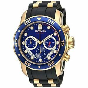 【送料無料】腕時計 プロダイバークロノグラフウォッチシリコンinvicta pro diver 21929 silicone, metal chronograph watch
