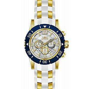 【送料無料】腕時計 プロダイバーポリウレタンステンレススチールクロノグラフウォッチinvicta pro diver 23706 polyurethane, stainless steel chronograph watch