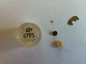 【送料無料】腕時計 ロットドビンテージイータ1 lot de 4 pices montre horlogerie vintage eta 2789