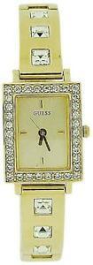 【送料無料】腕時計 ゴールドトーンステンレススチールブレスレットストラップレディースアナログguess ladies analogue gold tone stainless steel bracelet strap watch w10529l1