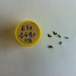【送料無料】腕時計 ロットドビンテージ1 lot de 6 pices montre horlogerie vintage eta ref 2490 5 12