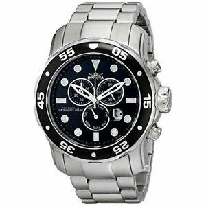 【送料無料】腕時計 プロダイバーステンレススチールクロノグラフウォッチinvicta pro diver 15081 stainless steel chronograph watch
