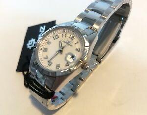 【送料無料】腕時計 ドナカサカサlorenz orologio donna,bracciale acciaio,cassa small 25mm,cassa,datario,50 metri