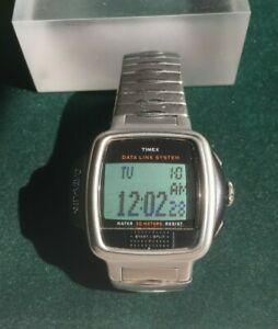 【送料無料】腕時計 データリンクdata link wristwatch timex ironman good working order