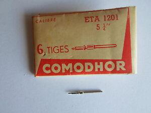 【送料無料】腕時計 ロットキャリバーlot 3 tiges remontoirs comodhor horlogerie pour eta calibre 1201 514