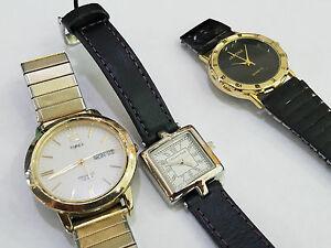 【送料無料】腕時計 ヴィンテージvintage watch lot of 3  5673