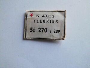 【送料無料】腕時計 ロットラヴァルフルリエlot de 3 axes laval pice montre horlogerie fleurier 5 14 270 289